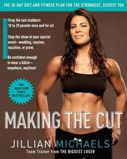 Jillian Michaels, Team Trainer from The Biggest Loser